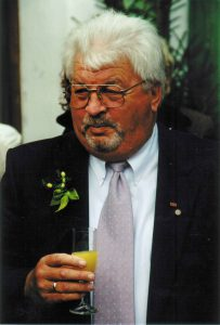 Altbürgermeister Günter Schlecht sen.