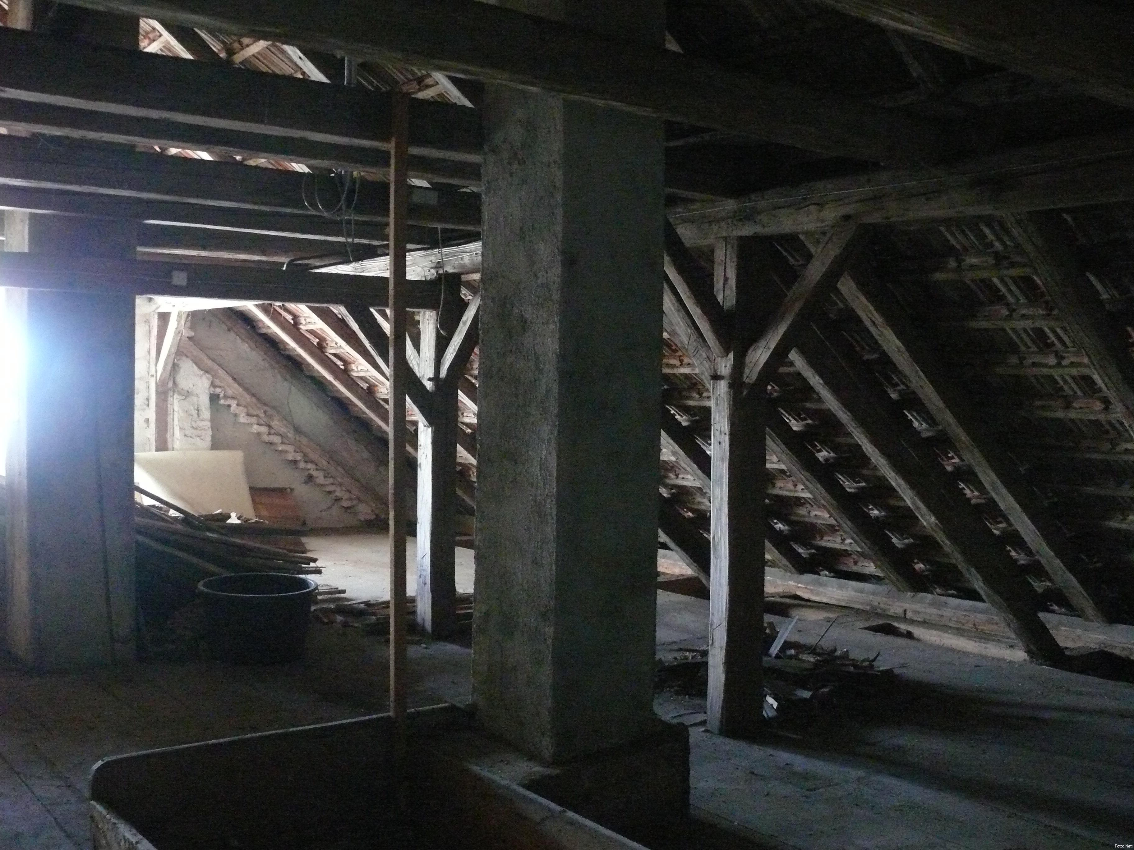 Unser alt's Fuirwehrhaus