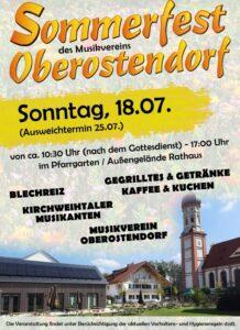 Sommerfest OOD 2021